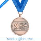 供給カスタム連続したメダルマラソンメダル/Racingメダルかスポーツメダル