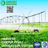 Machine centrale d'irrigation de ferme de pivot de grande ferme de constructeur de la Chine