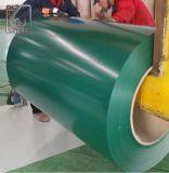 Beschichteten Stahlring des Film-25/7um PPGI Farbe für Aufbau anstreichen