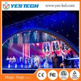 Alto schermo di visualizzazione esterno del LED di luminosità P6 SMD
