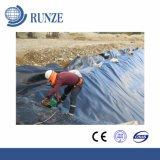 HDPE пруд гильзы для рыбной фермы