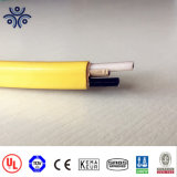 Rivestimento di PVC Color-Coded dei conduttori) 600V rotondo del cavo Nanometro-b (del PVC del rivestimento di nylon di rame dell'isolamento Nonme 14-3AWG