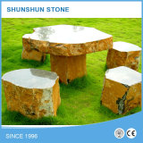 Hot Sell Cheap Garden Stone Chairs and Table