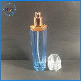 110ml de kosmetische Toner Duidelijke Flessen van het Glas met Pomp