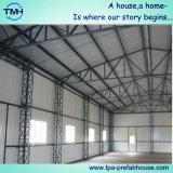 El edificio profesional de la estructura de acero hace en China