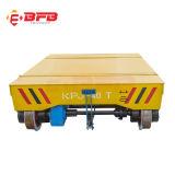 Enrouleur de câble Powered facile exploité Chariot de transport ferroviaire