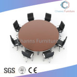Venta caliente Reunión Mesa redonda mesa de conferencias moderna (CAS-MT31414)