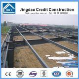 Construction d'usine en acier de structure avec le recouvrement en acier de couleur
