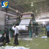1575type 공장 공급자에게서 기계 가격을 만드는 최신 수출 화장지