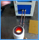 Fornalha de derretimento pequena portátil de alta freqüência do ouro do tamanho (JL-25)