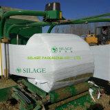 Película de estiramento fundida Qualifed da ensilagem da agricultura LLDPE