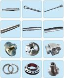 20年の経験の鍛造材および機械工場の供給OEM CNCの機械化の部品