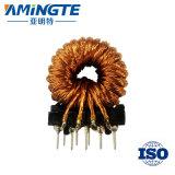 Ks106125 Núcleo de ferrita Inductor fijo/Inductor de modo común Toroidal con 9001 fabricado en China