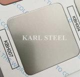 装飾材料のためのステンレス鋼の銀カラーヘアラインKbh007シート