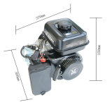 Eco-Friendly 에너지 절약 GB200 전기 차량 범위 증량제