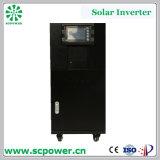 Inverseur solaire hybride solaire industriel du système d'alimentation 40kVA avec la sortie triphasée