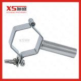 Edelstahl-Hex Rohr-Aufhängung mit Gefäß