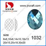 Bags를 위한 최상 Loose Dz 1032 Oval Glass Stone