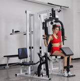 Multi Station Home Exercise Equipment con Sit su Bench