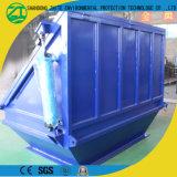Блок материала шины и больших трубчатых один вал для шинковки/пластик Дробильная установка/Кофемолка Recyclng машины