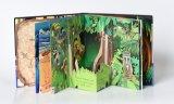 Livre d'enfants avec l'impression instantanée de livre de livre À couverture dure de pages