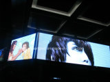 P3.91 Concierto evento en el interior de la pantalla LED de color
