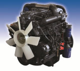 Dieselmotor met Turbocompressor voor LandbouwMaaimachine