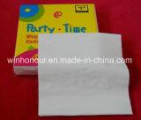 Napkin Napkin бумаги и ткани и ткани и ужин в лице Napkin ткани и бумаги