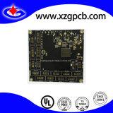 PCB preto de cobre pesado de 2 camadas com pequeno BGA
