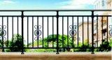 Eenvoudige Balustade/Omheining voor het Balkon van de Villa