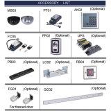 Teclado de control de acceso RFID para puertas automáticas