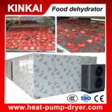 Wärmepumpe-Stapel-Trockner-Typ Nahrungsmittelentwässerungsmittel