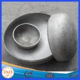 Joint concave elliptique en acier au carbone se termine le chapeau de tête pour les chapeaux de récipients sous pression