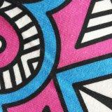 Handdoek van het Strand van Microfiber de Grote Ronde met Leeswijzer