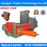 Prensa hidráulica de la embaladora para el desecho de metal (Y81F-1600)