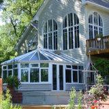 Sitio de Sun de aluminio para la piscina, jardín, chalet