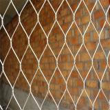 編まれた動物の網のステンレス鋼ケーブルの網