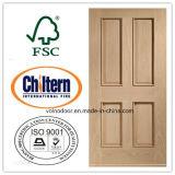 Bm Trade Certificate와 UL 시스템을%s 가진 높은 Quality Solid Wood Door/Fire Rated Door