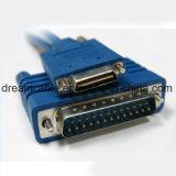 10FT de Slimme Serie van cabine-Ss-232mt Cisco aan dB25 Mannelijke Kabel RS232