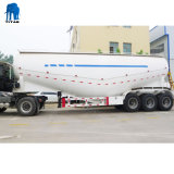 Ein 30 Tonnen-Silo-Tanker-Schlussteil-Hersteller-Titan-Fahrzeug halb angeben