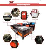 Máquina de estaca de focalização automática do metal do laser do grande tamanho