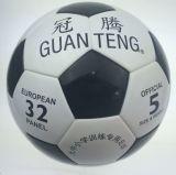 PVC-nahtloser haftender Fußball