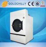 Essiccatore elettrico della lavanderia dei vestiti di caduta dell'essiccatore del gas automatico completo del vapore