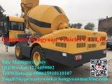 На Hongyuan Sinotruk Загрузка 3,5 куб бетона погрузчик заслонки смешения воздушных потоков