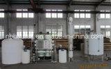 Máquina industrial do tratamento da água do RO do uso