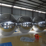 スライバ広告のための膨脹可能なミラーの気球