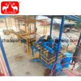 Macchina elaborante completa economica diretta dell'olio di palma della fabbrica (1-5t/h)