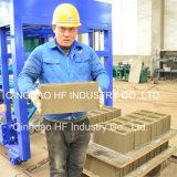 Machines comprimées de brique de la terre de la presse Qt5-15 hydraulique
