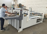Dépliant Semi-Automatique Gluer de carton de qualité