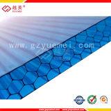 20mm Multi-Wand Polycarbonat-Blatt - wir seit 1991 (YM-PC-069)